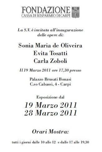 Mostra di Carpi - 2011