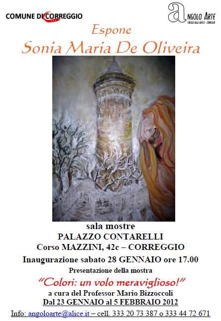 Mostra di Correggio 2012