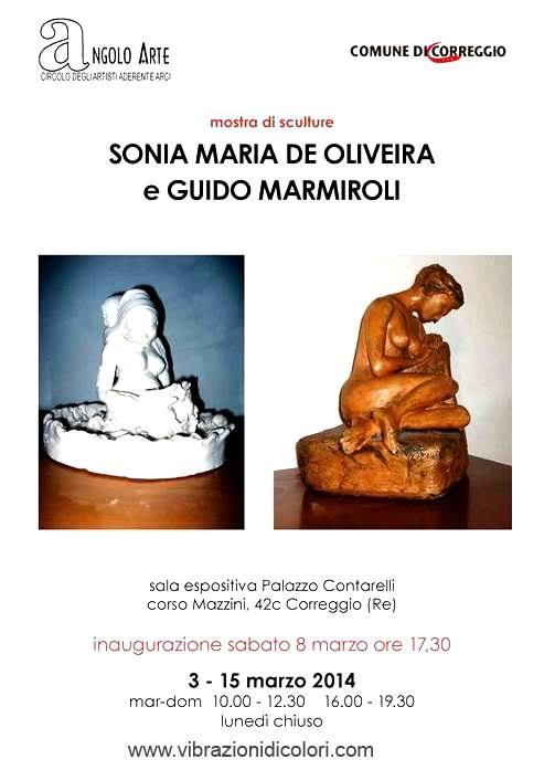 Exposição de Esculturas